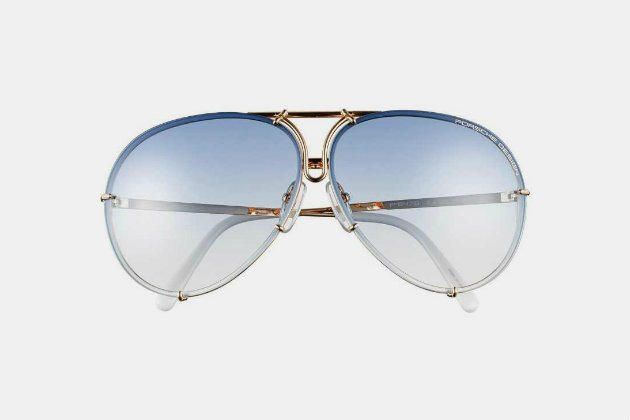 Porsche Design Aviator Sunglasses
