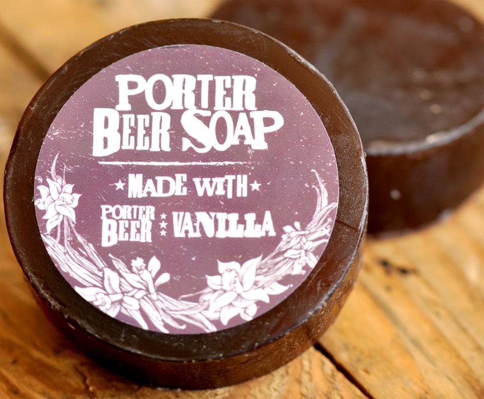 Porter Beer Soap