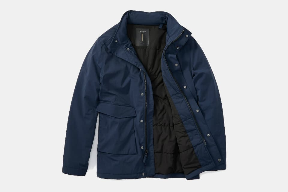 Proof Field Jacket Navy