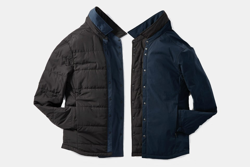 Proof Reversible Shirt Jacket