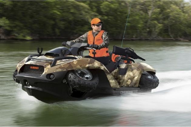 Quadski Amphibious ATV
