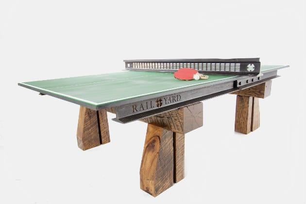 Railyard Studios Click-Clack Table Tennis Table