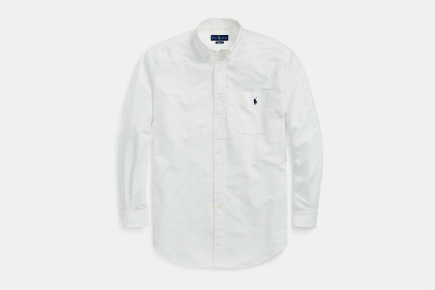 Ralph Lauren Easy Fit Oxford Shirt