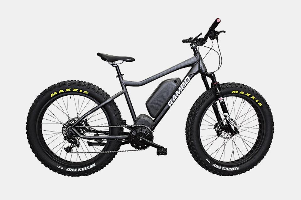 Rambo R100XP Extreme Power Bike