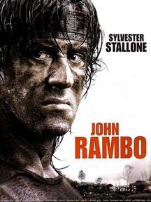 New Rambo Movie 2008