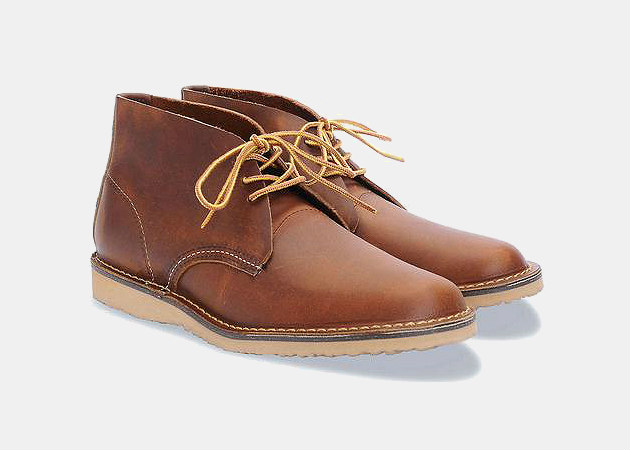 Red Wing Heritage Weekender Chukka Boot in Copper