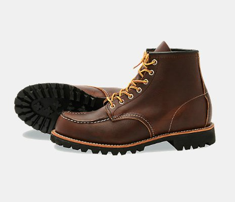 Red Wing Heritage Roughneck Boots