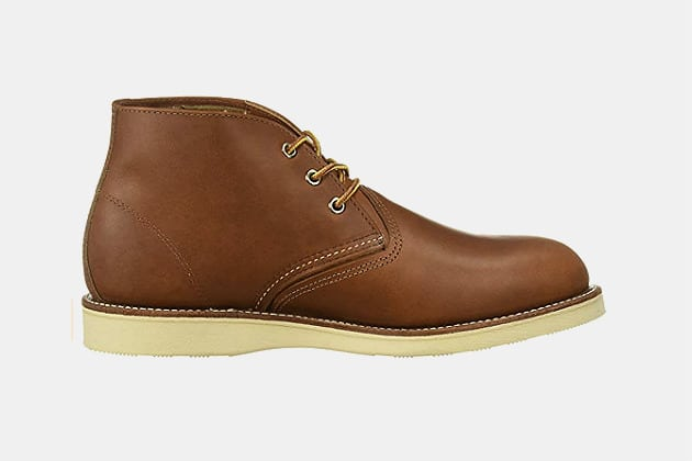Red Wing Heritage Work Chukka