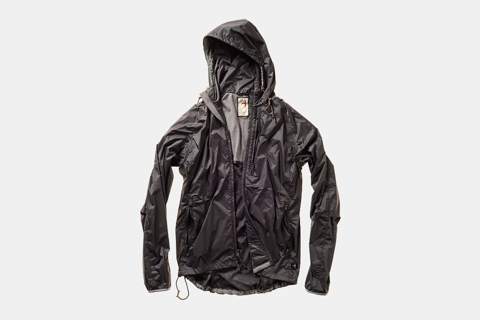 Relwen Packlight Shell Rain Jacket