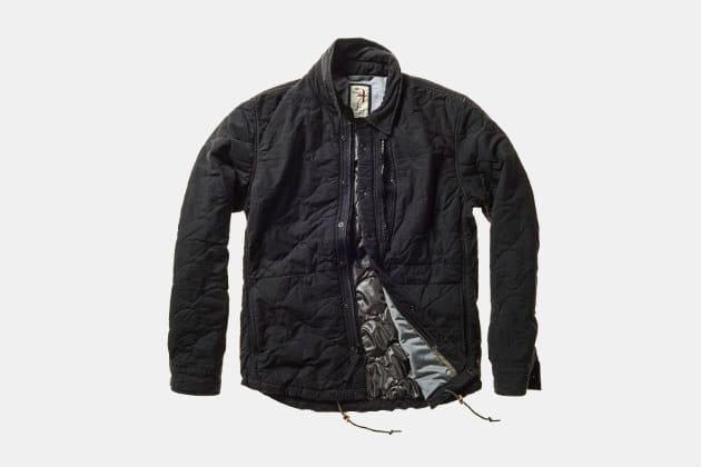 Relwen S-Quilt Shirt Jacket