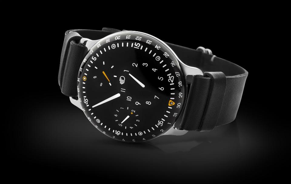 Ressence Type 3 >> Ressence Type 3 Watch