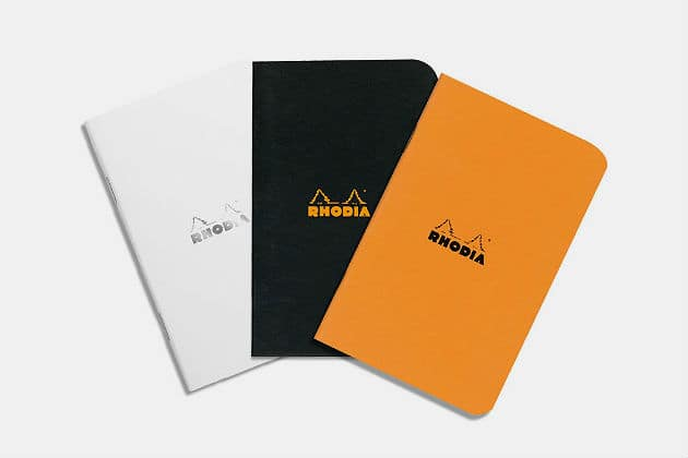 Rhodia Pocket Notebooks