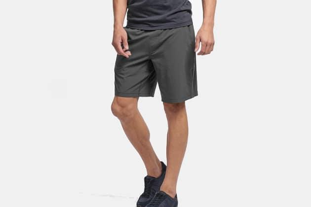 Rhone Mako Unlined Workout Shorts