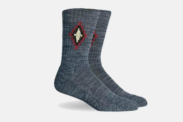 Richer Poorer Baldwin Hiking Socks