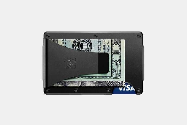 Ridge Titanium Wallet