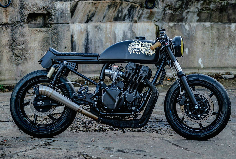 Robinson's Speed Shop CB750 Motorcycle