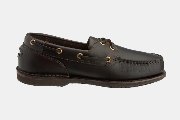 Rockport Ports of Call Perth Slip-on Boat Shoe