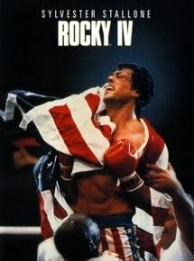 Rocky 4 Stallone Movie