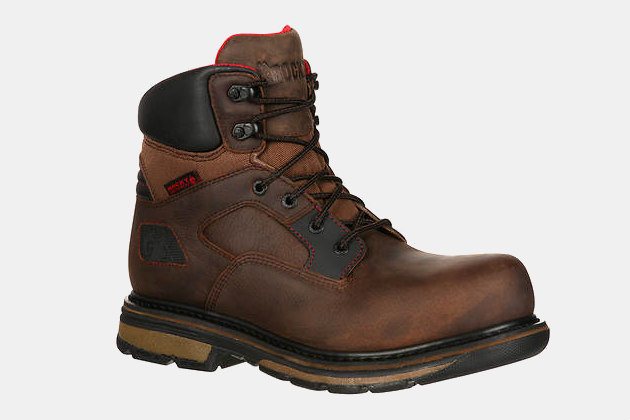 Rocky Hauler Composite Toe Waterproof Work Boots