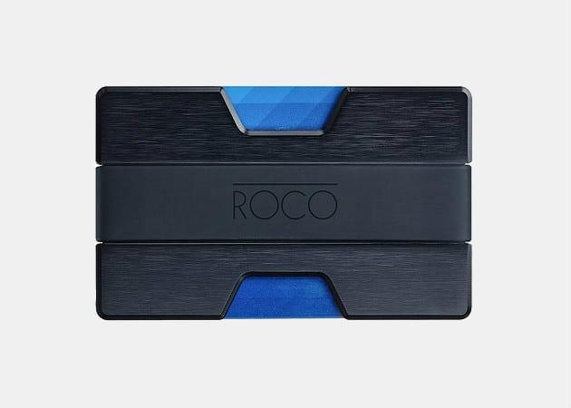 Roco Aluminum Slim Wallet