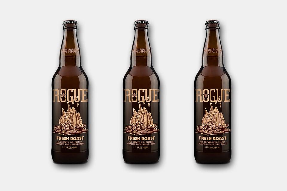 Rogue Fresh Roast Ale