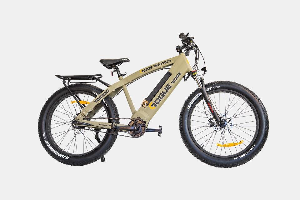 Rogue Ridge Warrior RB1000 Electric Bike