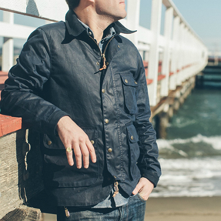 The Rover Jacket by Taylor Stitch