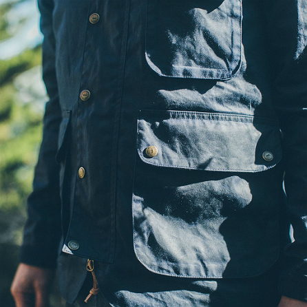 The Rover Jacket Navy