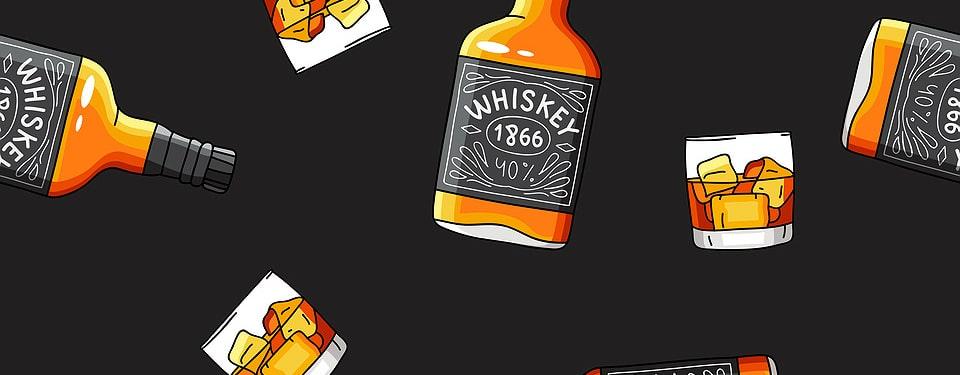 Rye vs Bourbon Whiskies