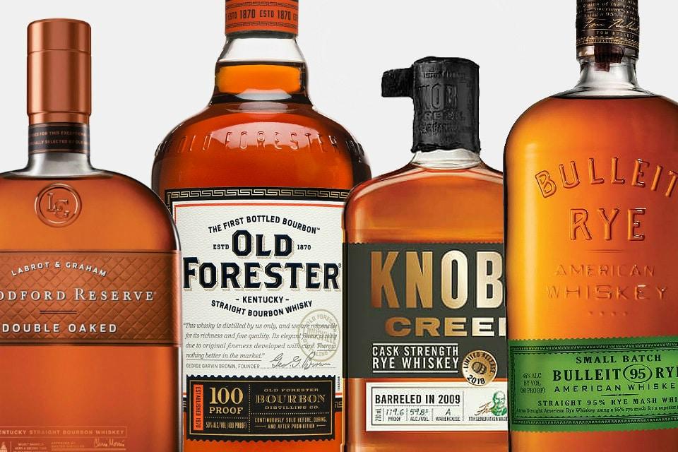 Whiskey 101: Rye vs. Bourbon