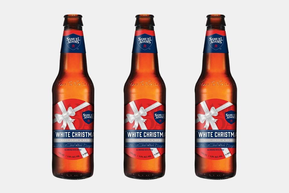 Christmas Ale.Samuel Adams White Christmas Ale Gearmoose