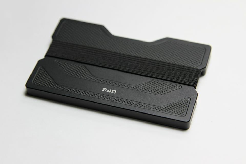 Sapling Stealth Series Black Wallet