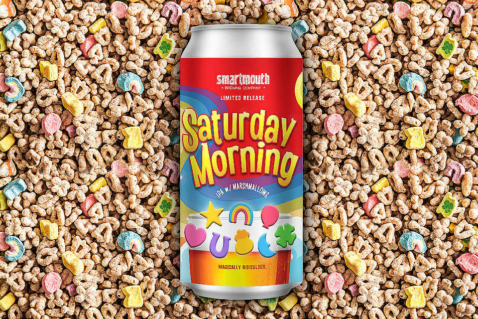 Saturday Morning Marshmallow IPA