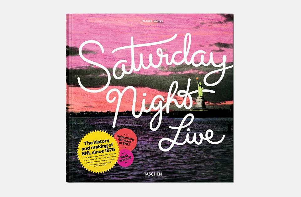 Saturday Night Live The Book