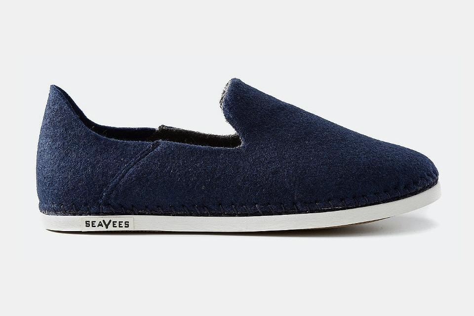 SeaVees Slipper Shoes Navy
