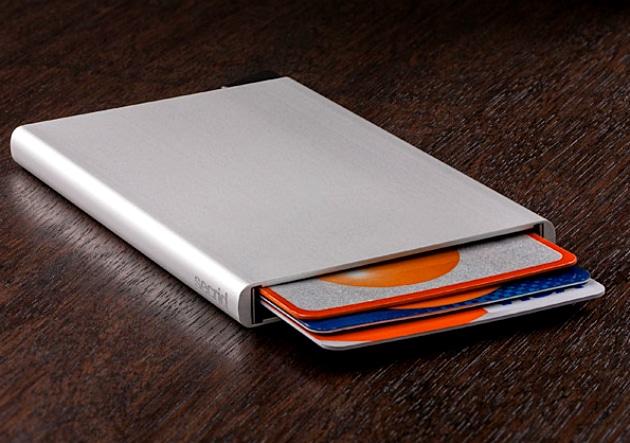 Secrid Aluminum Card Protector