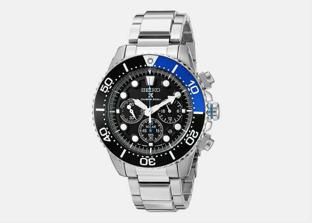 Seiko Prospex Stainless Steel Dive Watch