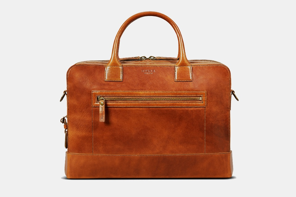 Shinola Bedrock Briefcase