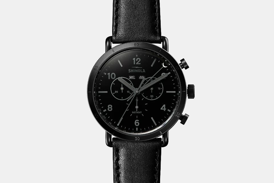 Shinola Canfield Sport Watch