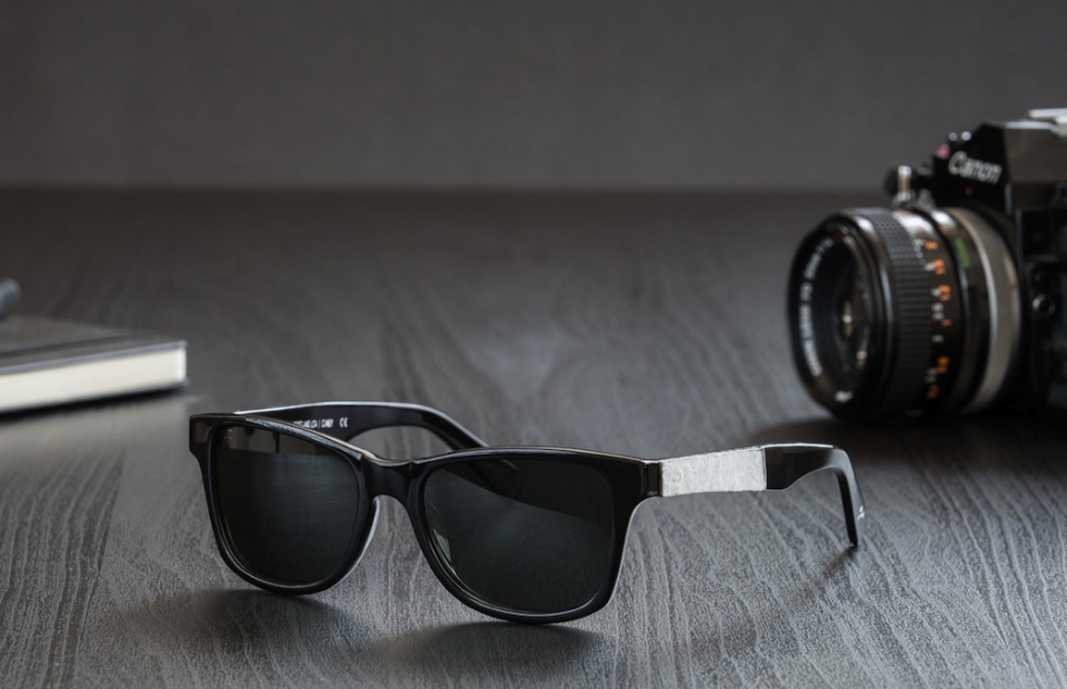 Shwood Stone Sunglasses Collection