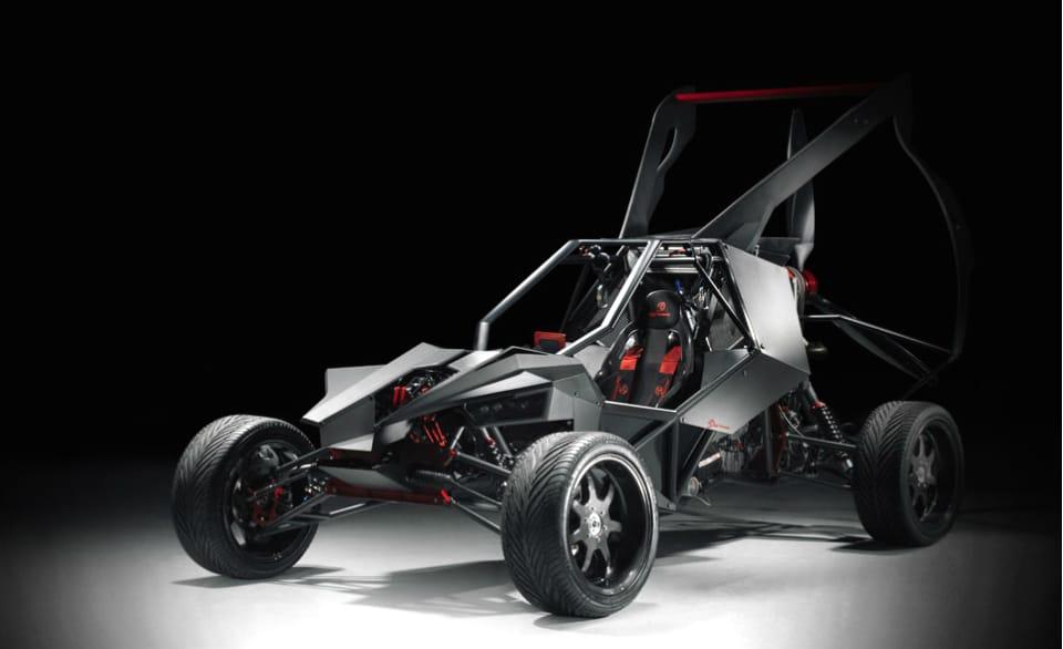 SkyRunner MK 3.2