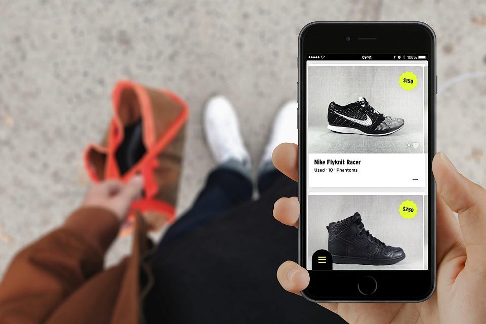 Slang Sneaker Marketplace App