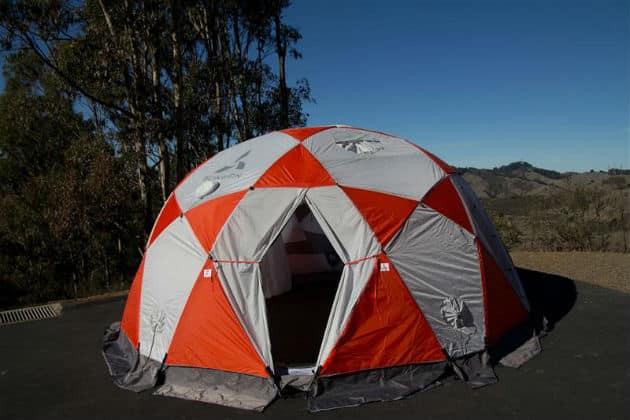 SlingFin Kahiltna Dome