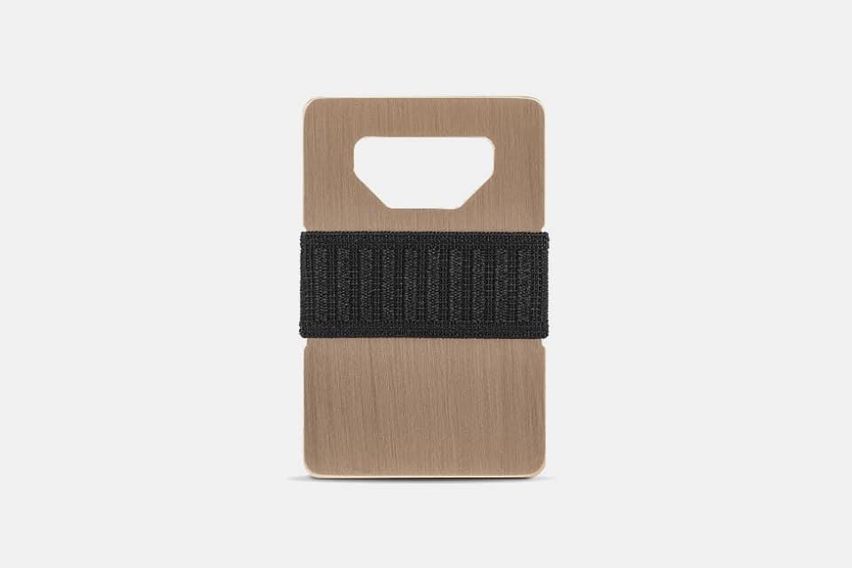 Spine Wallet Copper