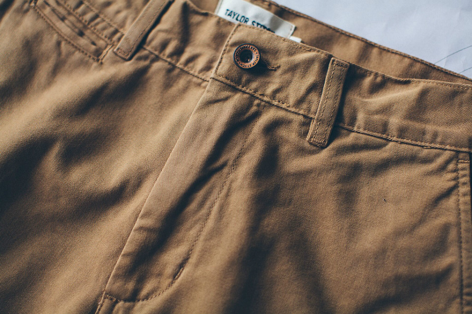 Taylor Stitch Standard Issue Chino