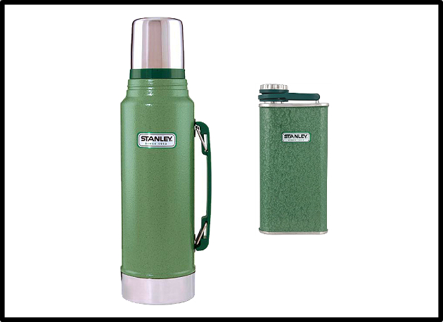 Stanley Classic Flask and Thermos