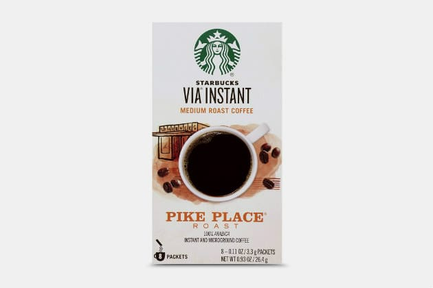 Strbucks VIA Instant Coffee