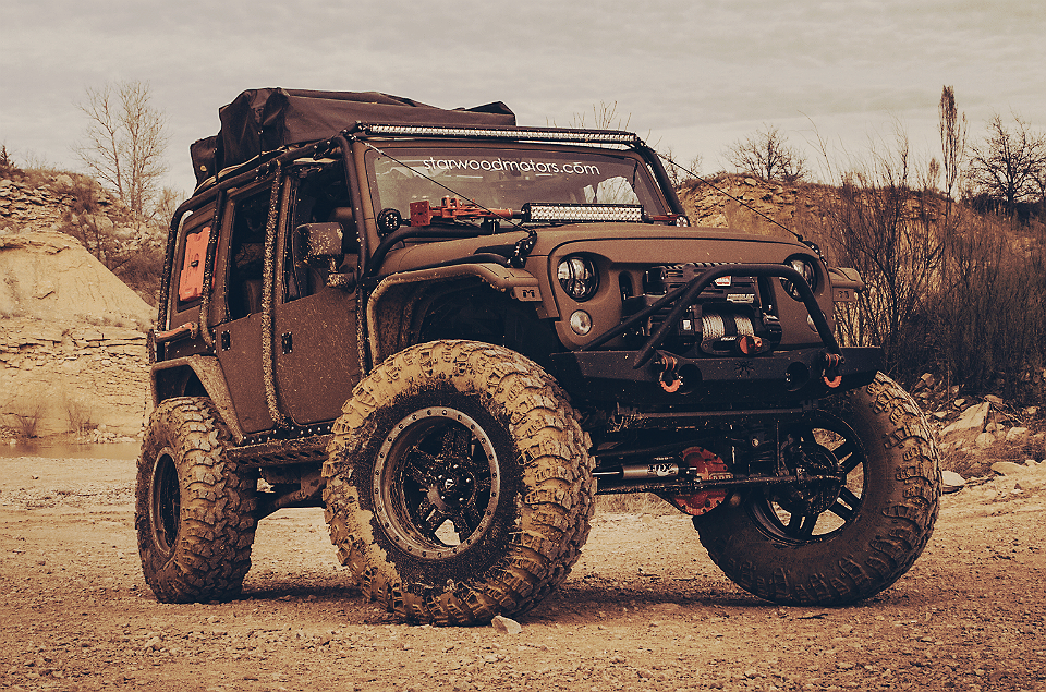 Starwood Motors Jeep Wrangler Nomad
