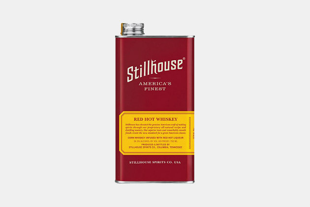Stillhouse Red Hot Whiskey