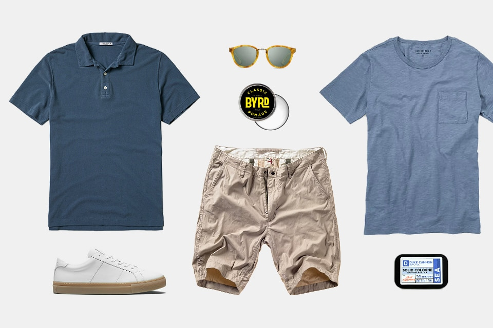 Summer Style Essentials For Men